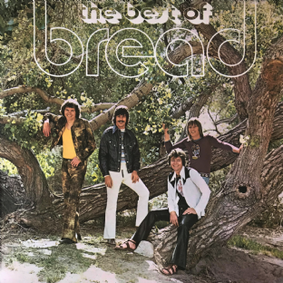 Bread - The Best Of Bread (LP) (G-VG/VG)
